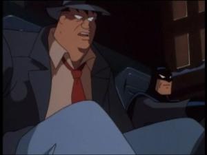 'Detective' Bullock