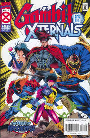 Should have been called Gambit and the X-Pendables