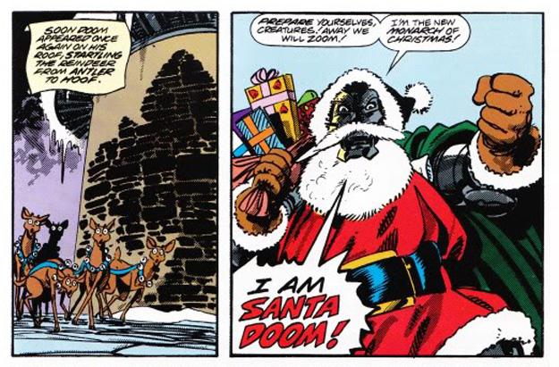 Santa Doom