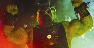 Bane - batman and robin