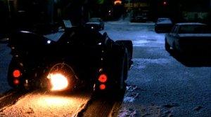 Batman Returns - Batmobile