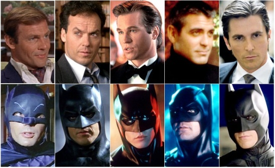 All the Batmen
