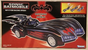 "Batman and Robin - ""Batmobile"""