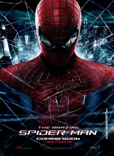 Amazing Spider-man poster