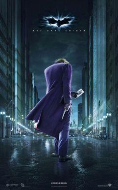The Joker - Dark Knight poster