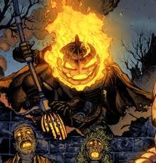Jack O'Lantern: holy shit