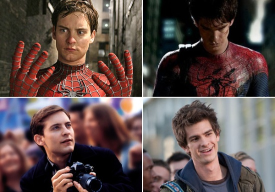 Tobey Maguire / Andrew Garfield