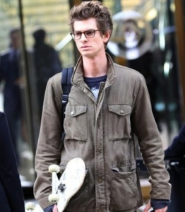 Andrew Garfield as Peter Parker