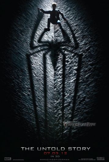 Amazing Spider-man - teaser poster