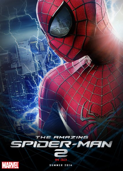 The Amazing Spider-man 2 - poster