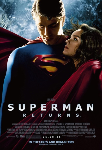 Superman Returns - poster with Lois