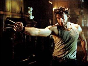 Wolverine - mansion scene X2