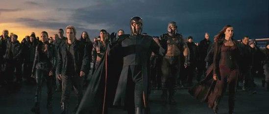 Magneto and the Brotherhood of Mutants