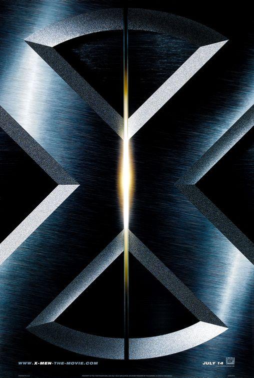 X-Men teaser poster