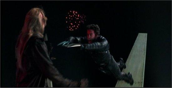 X-Men - Wolverine vs Sabretooth