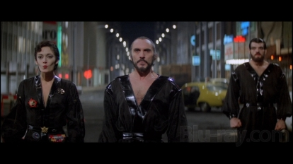 Zod and his minions