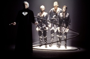 Jor-El and the Phantom Zone criminals
