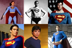 Superman actors