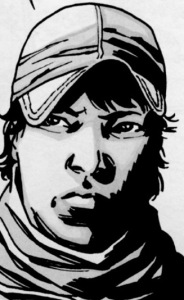 Walking-Dead-Glenn-Comic