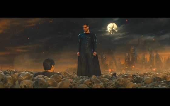 Man of Steel nightmare