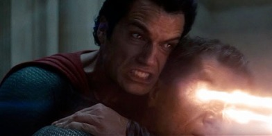 Man of Steel - Supes kills Zod