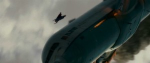 Superman saving plane - Superman Returns