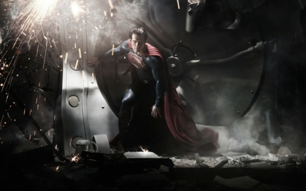 Man of Steel - Henry Cavill as Superman