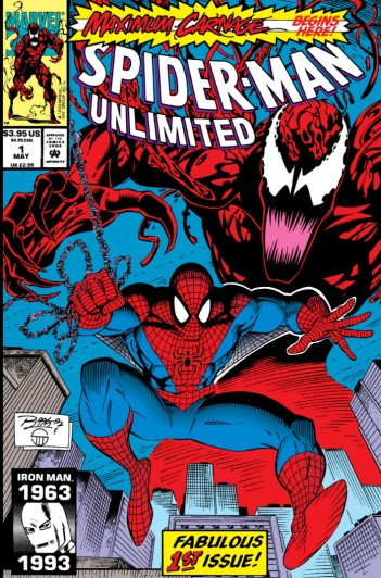 Spider-Man_Unlimited_Vol_1_1