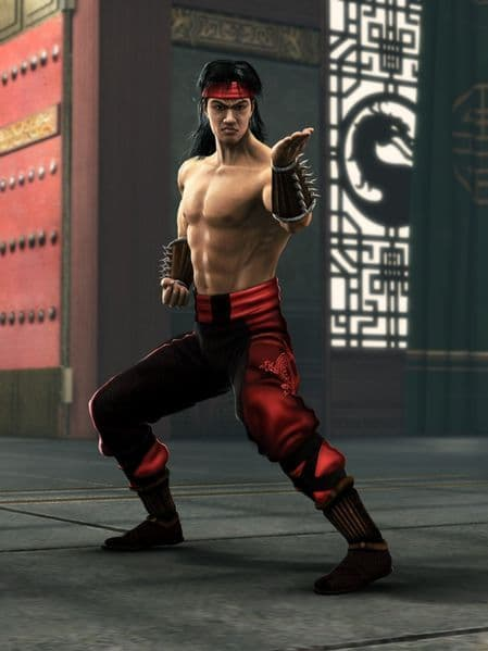 Liu Kang!