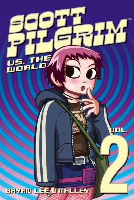 Cover of Scott Pilgrim vs the World vol 2
