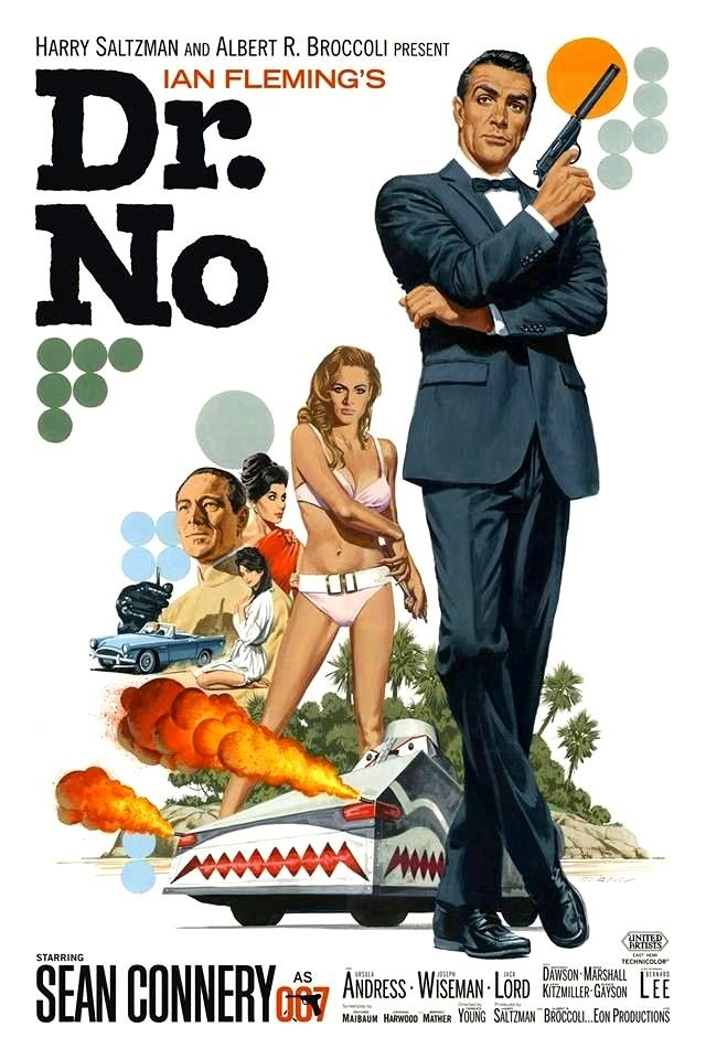 This image has an empty alt attribute; its file name is dr-no-james-bond-007.jpg